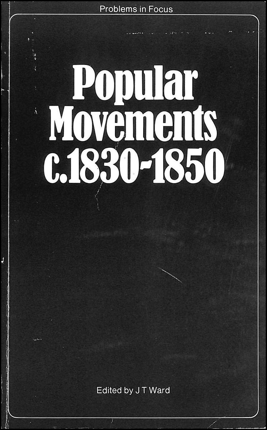 Image for Popular Movements C 1830-1850.