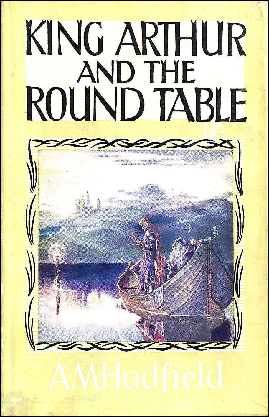 Image for King Arthur and the Round Table.