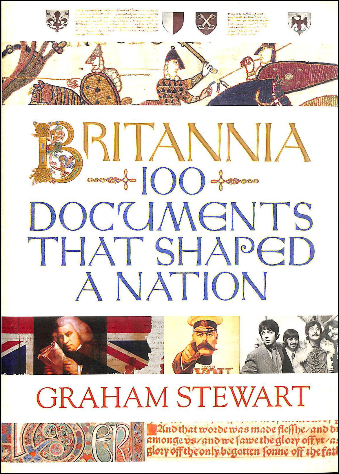 Image for Britannia: One Hundred Documents That Shaped a Nation