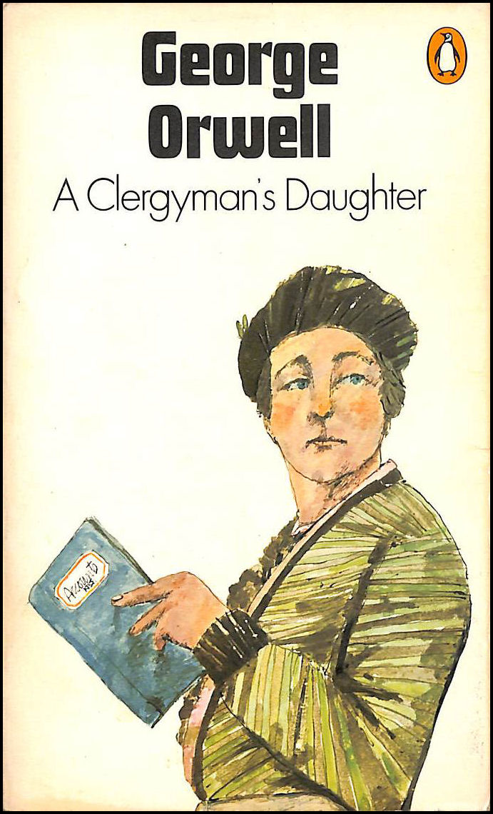 Image for A Clergyman's Daughter