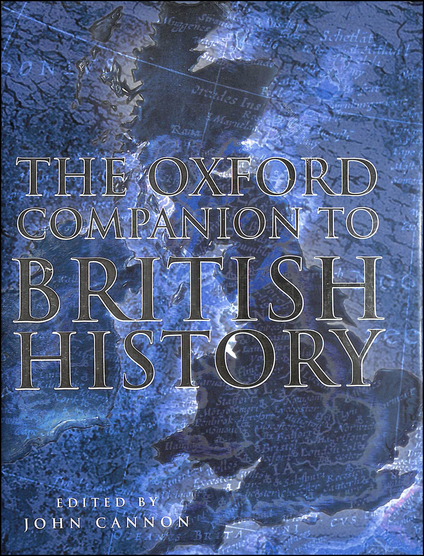 Image for The Oxford Companion to British History