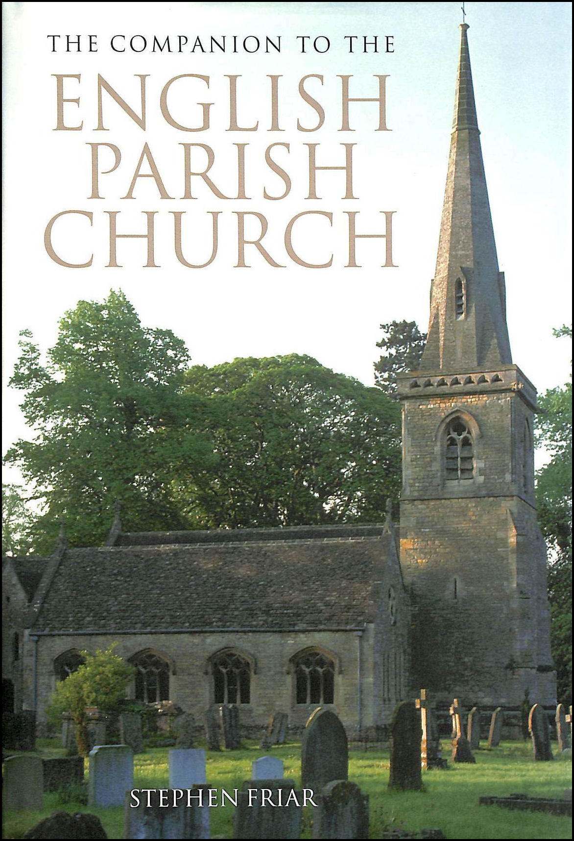 Image for The Companion to the English Parish Church