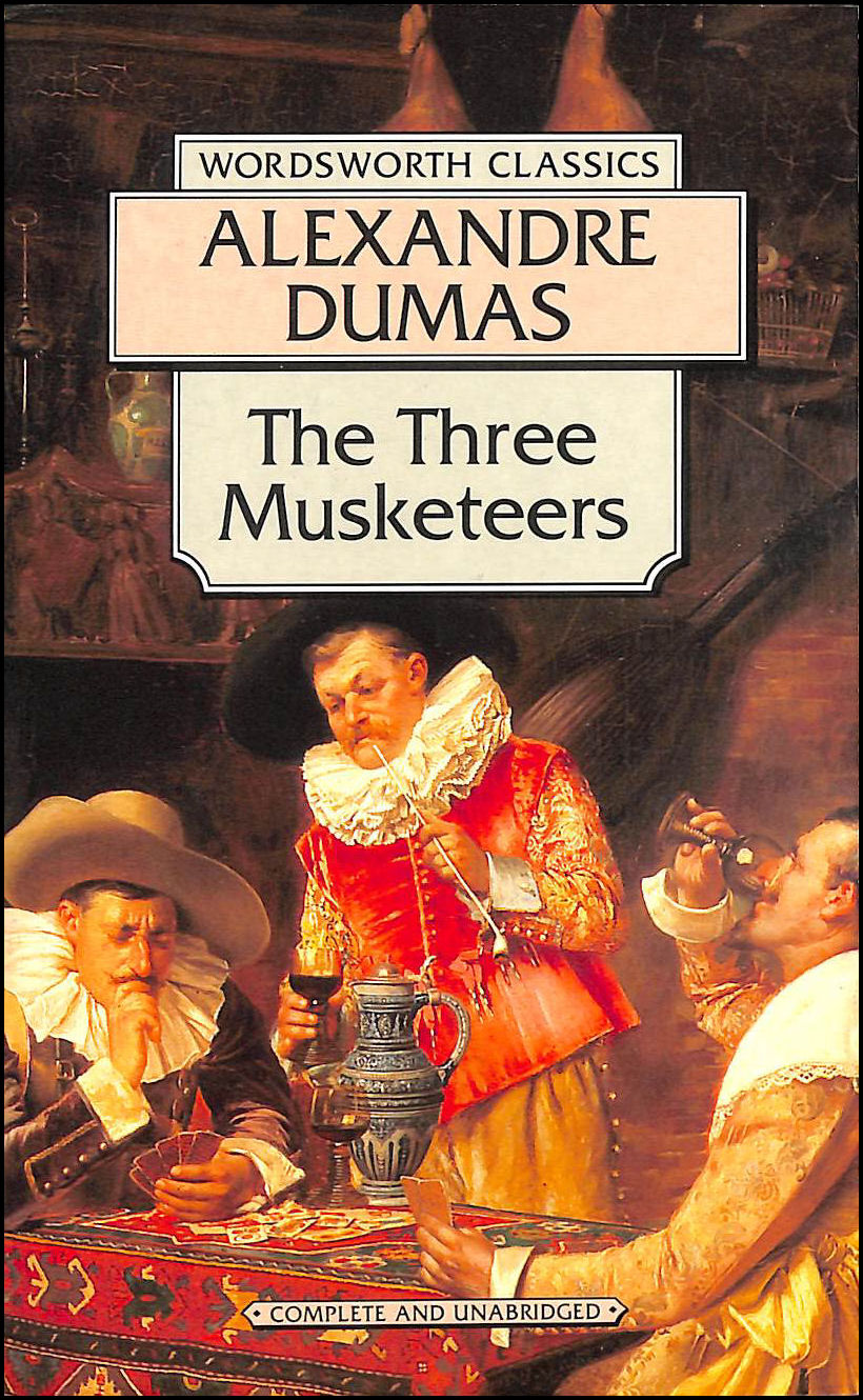 Image for The Three Musketeers (Wordsworth Classics)