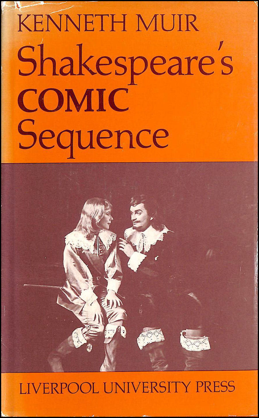Image for Shakespeare's Comic Sequence