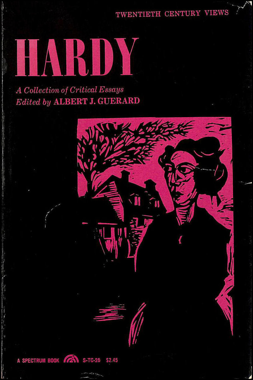 Image for Hardy: Collection of Critical Essays (20th Century Views)
