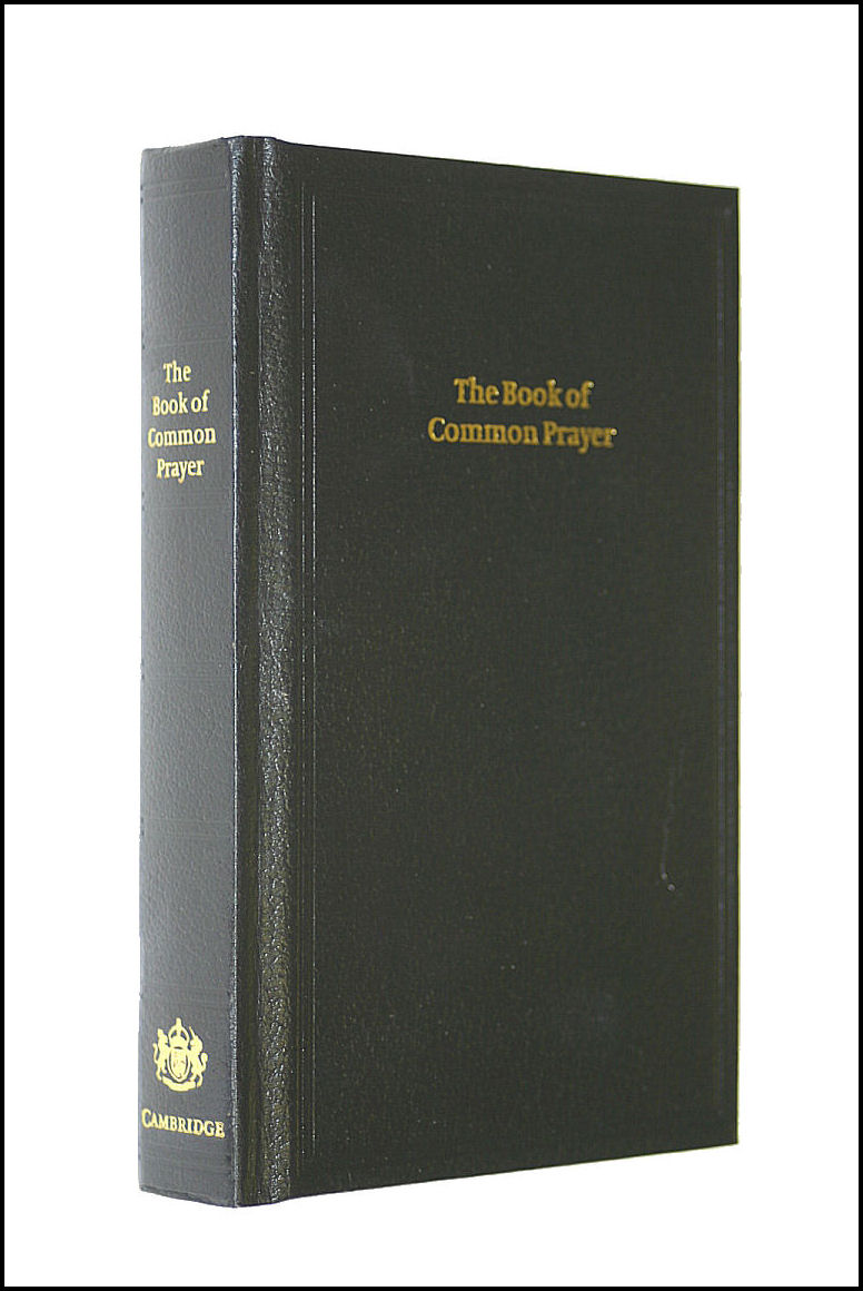 Book of Common Prayer and Psalms, Not stated