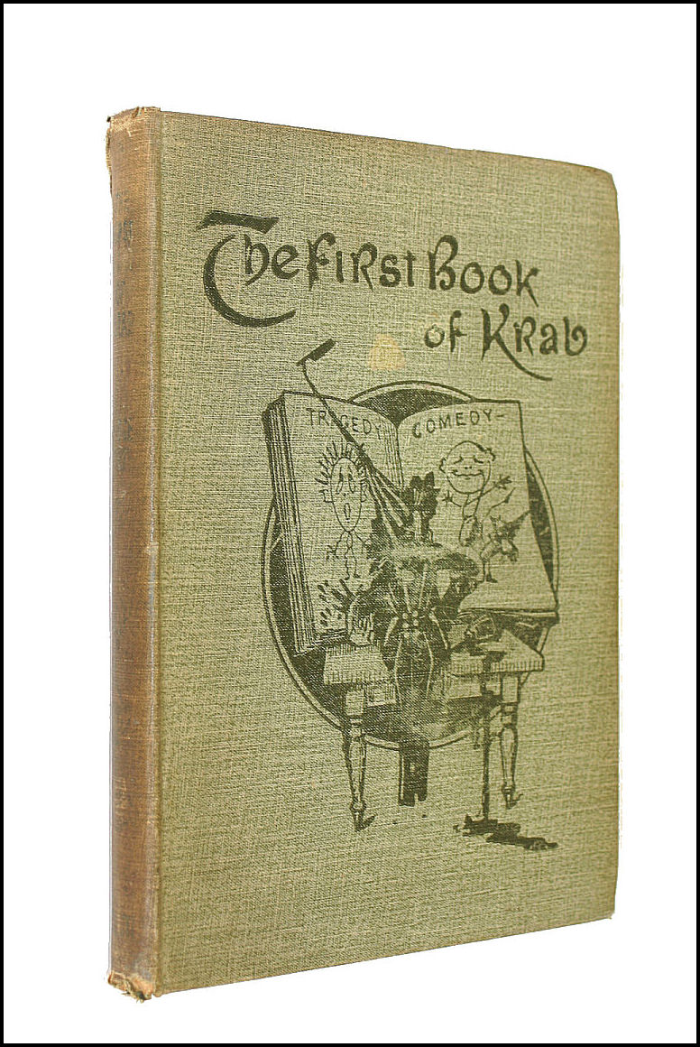 The First Book Of Krab : Christmas Stories For Young And Old, Edward Abbott Parry; Archie MacGregor [Illustrator]