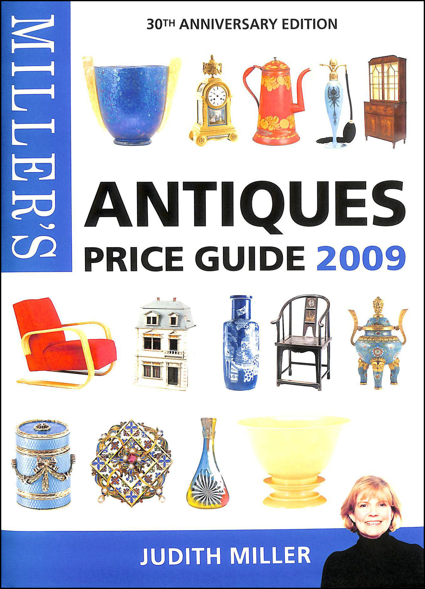 Miller's Antiques Price Guide 2009, Miller, Judith