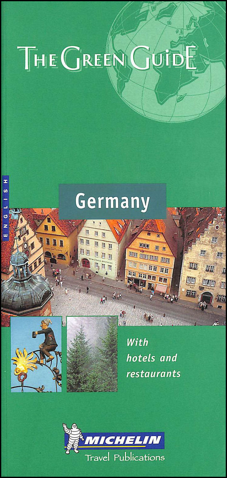 Image for Germany Green Guide: Germany (Michelin Green Guides)