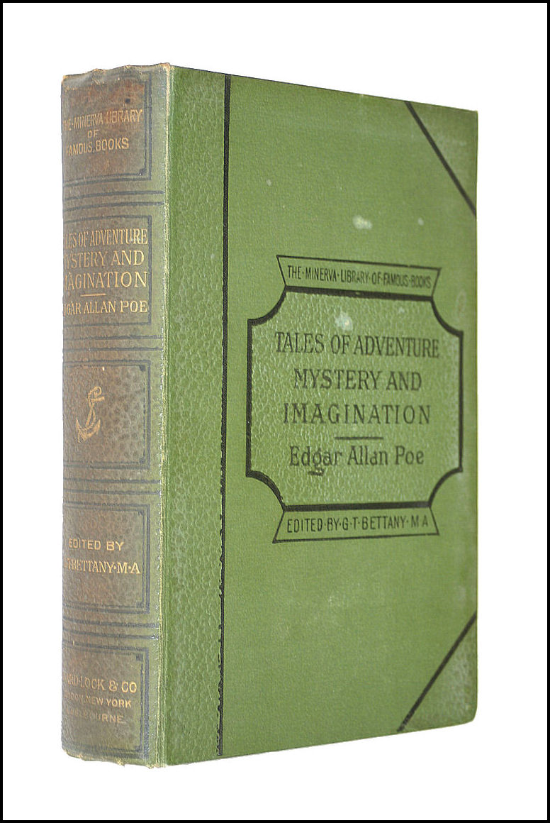 Tales of Adventure Mystery and Imagination, Edgar Allan Poe