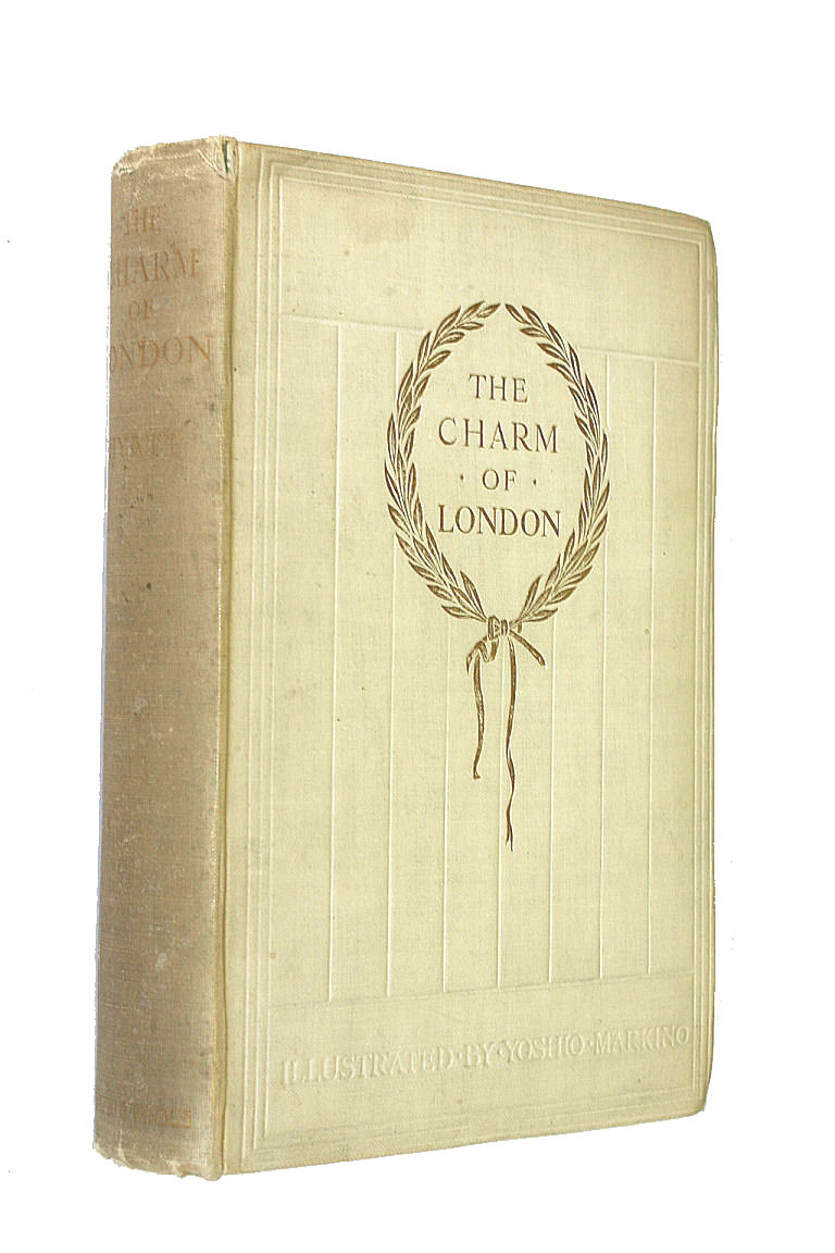 Image for The Charm of London. An anthology. Compiled by A. H. Hyatt.