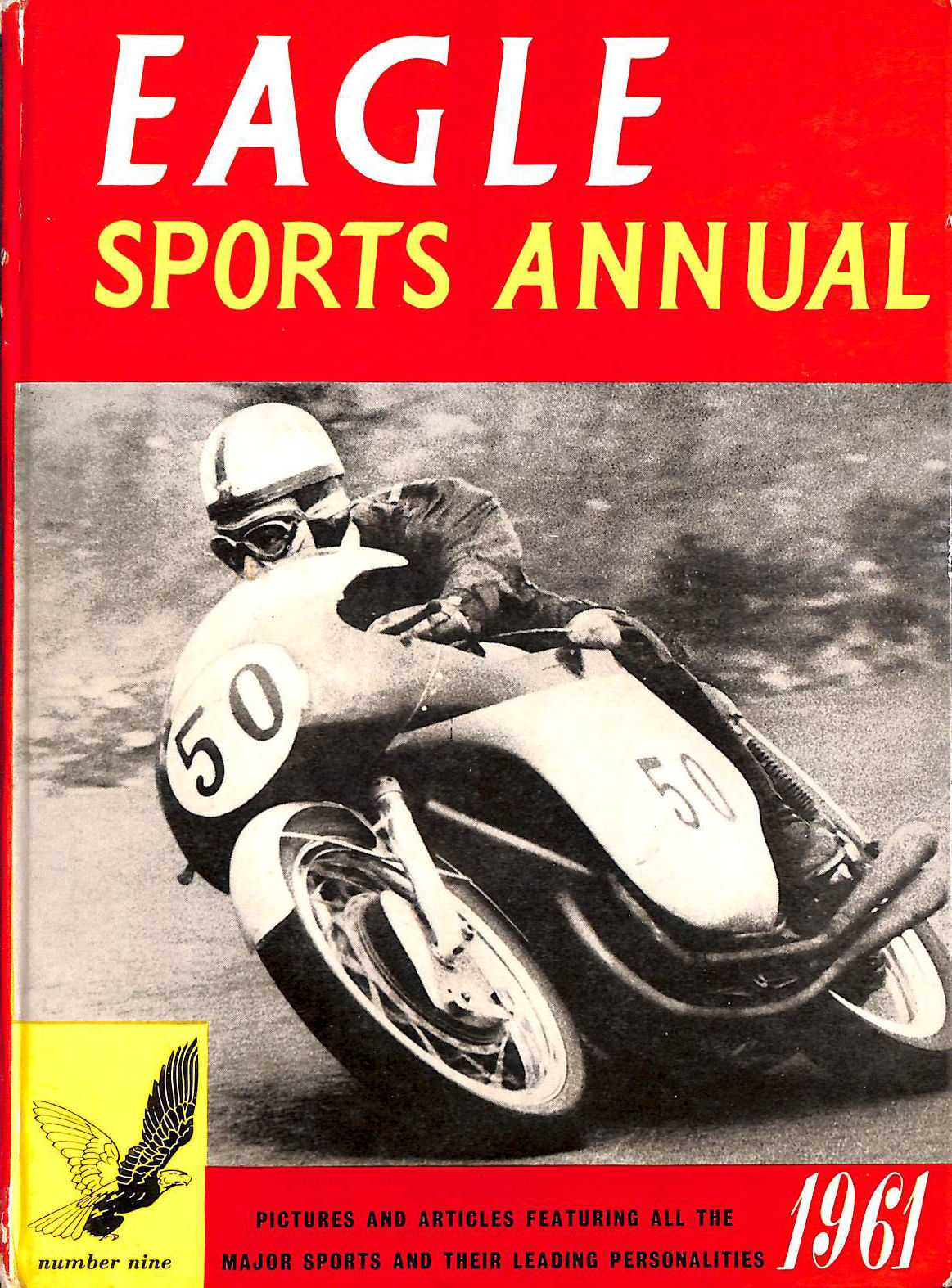 Image for The Ninth Eagle Sports Annual 1961