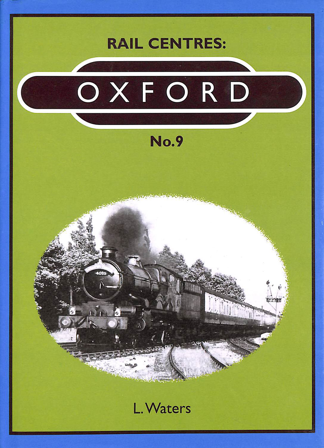 Image for Oxford (Rail Centres)