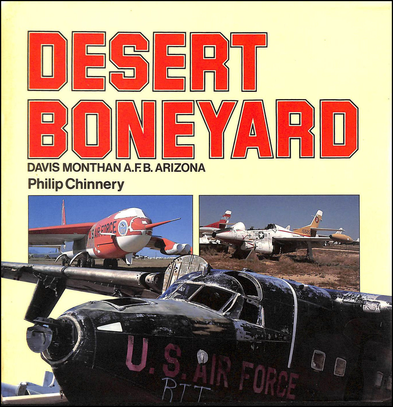 Image for Desert Boneyard (Davis-Monthan Air Base, Arizona, USA)