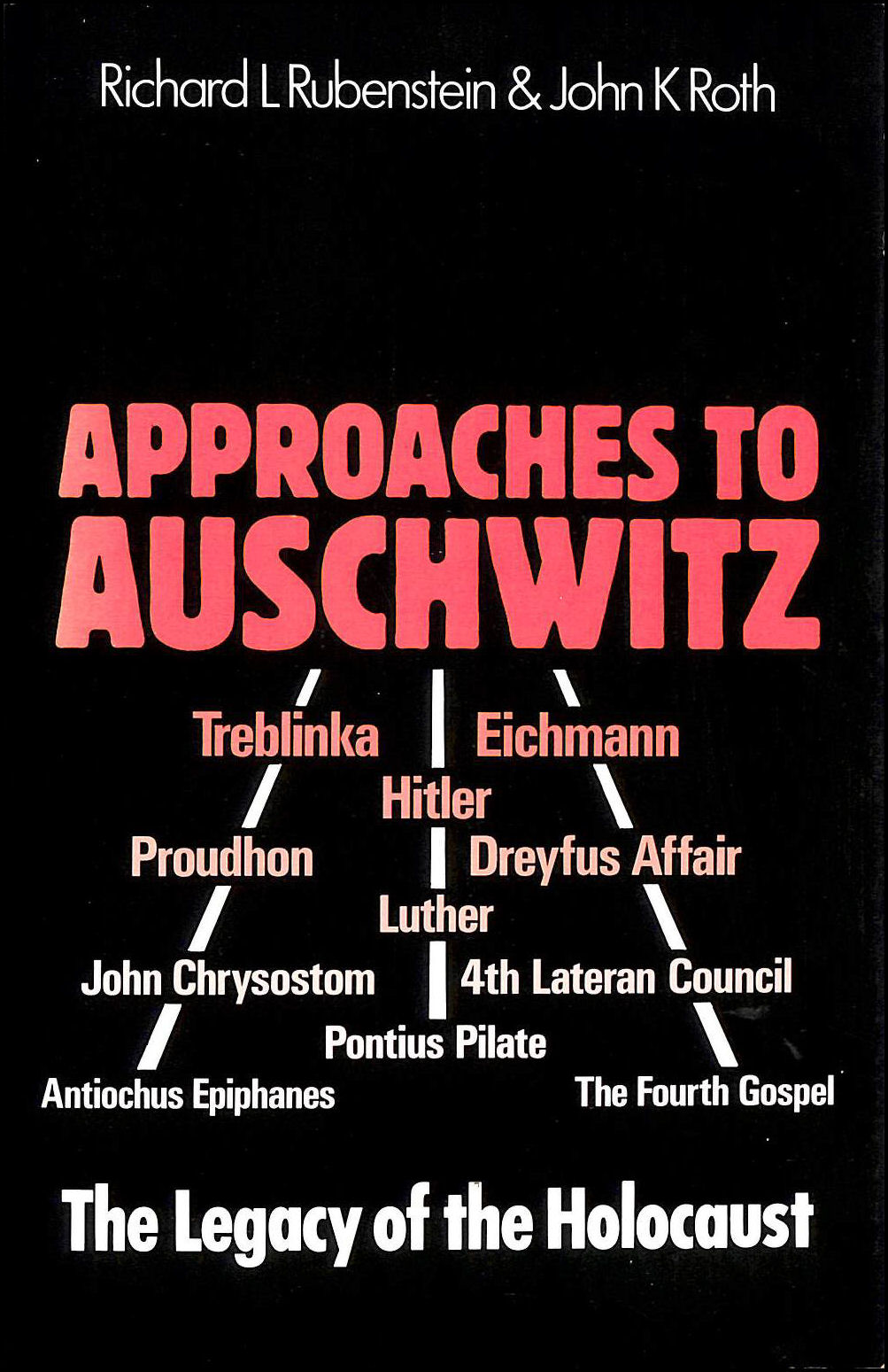 Approaches to Auschwitz: The Legacy of the Holocaust, Rubenstein, Richard L.; Roth, John K.