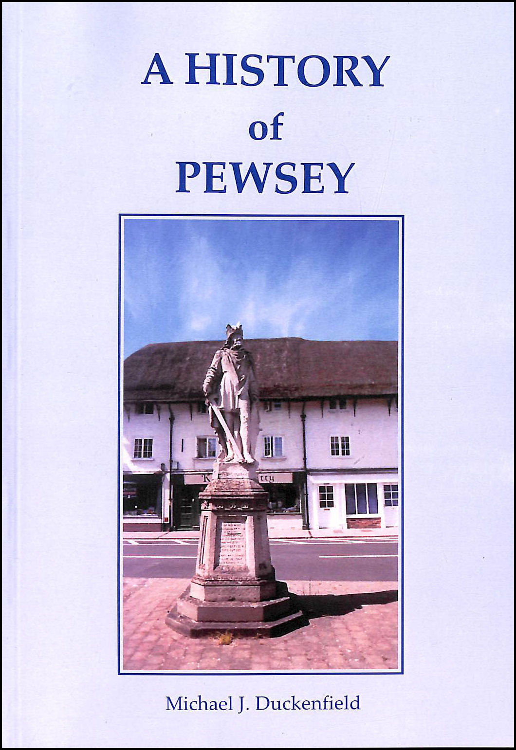 Image for A History of Pewsey