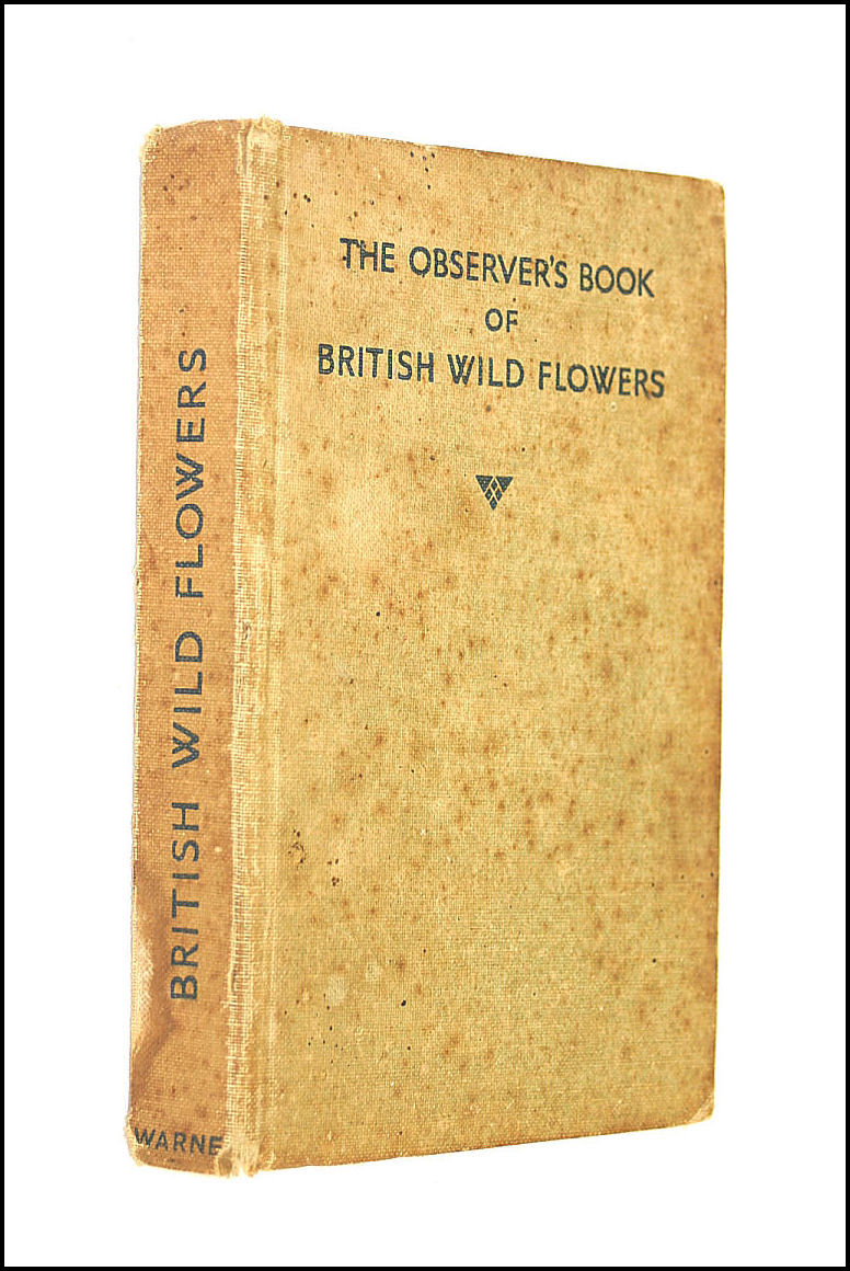 The Observer's Book Of British Wild Flowers, Stokoe, W.J.