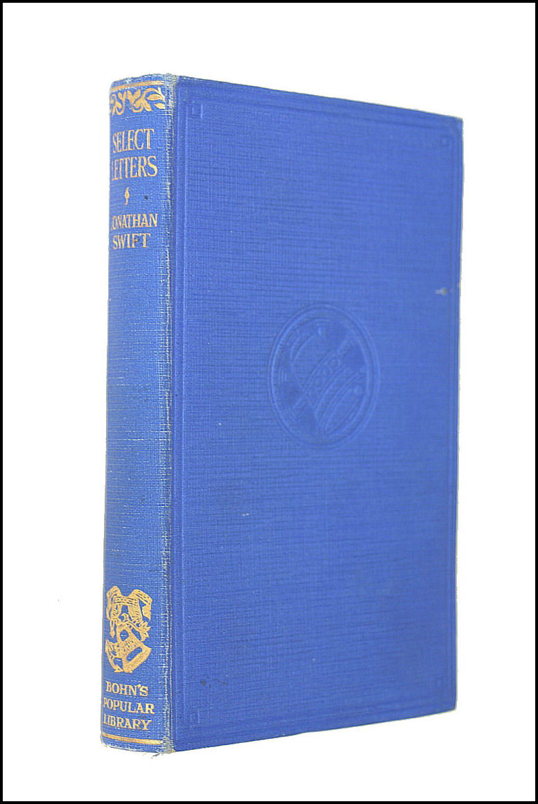 Selected Letters of Jonathan Swift, Taylor, W.D.