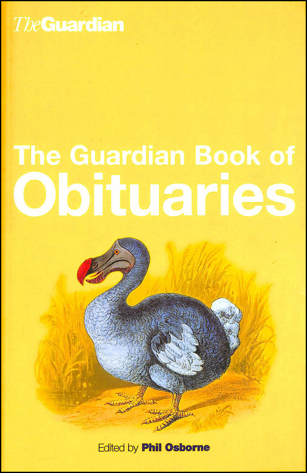 Image for The Guardian Book Of Obituaries