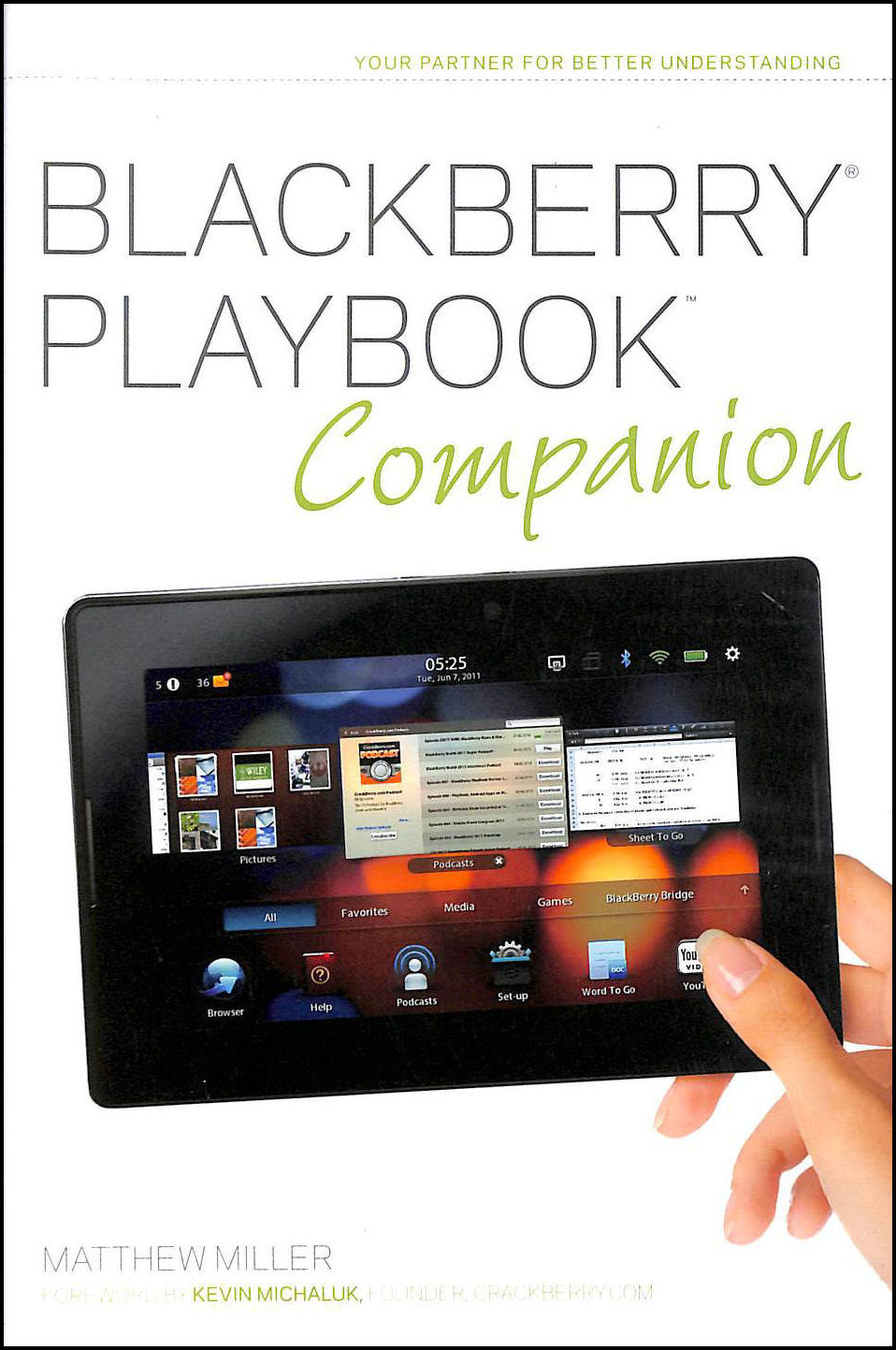 Image for BlackBerry PlayBook Companion