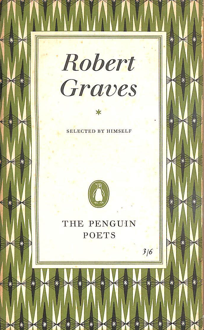 Image for Robert Graves (The Penguin Poets)