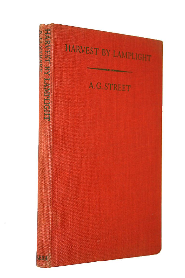 Image for Harvest By Lamplight