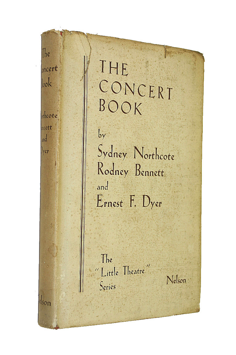 SYDNEY NORTHCOTE - The Concert Book
