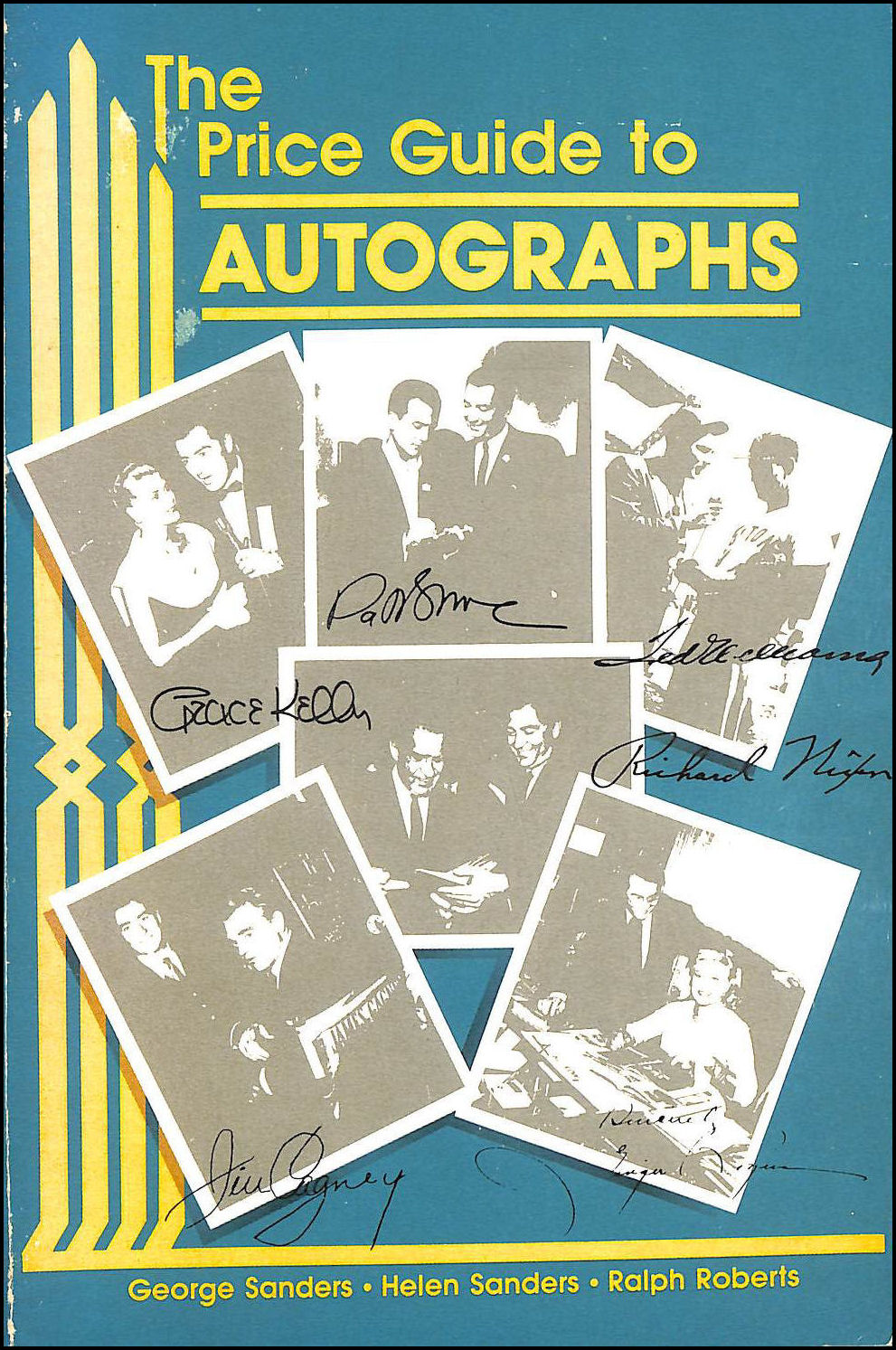 Price Guide to Autographs, Sanders, George; etc.