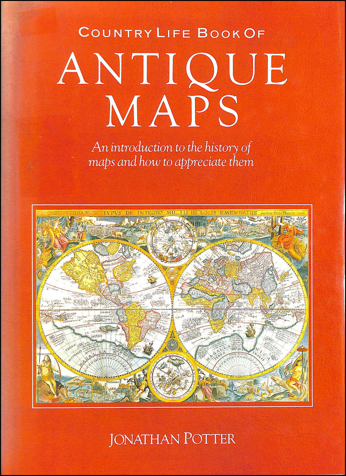 Image for Country Life Book of Antique Maps