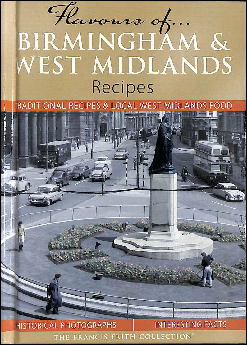 Image for Flavours of Birmingham and West Midlands: Recipes