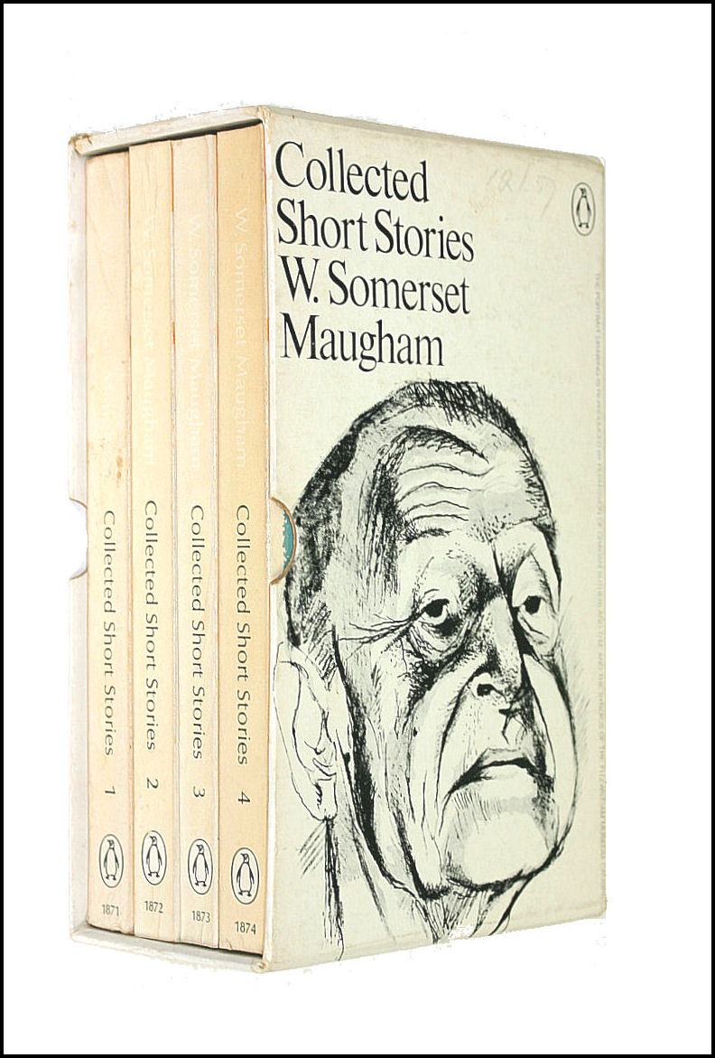 Collected Short Stories, W. S. Maugham