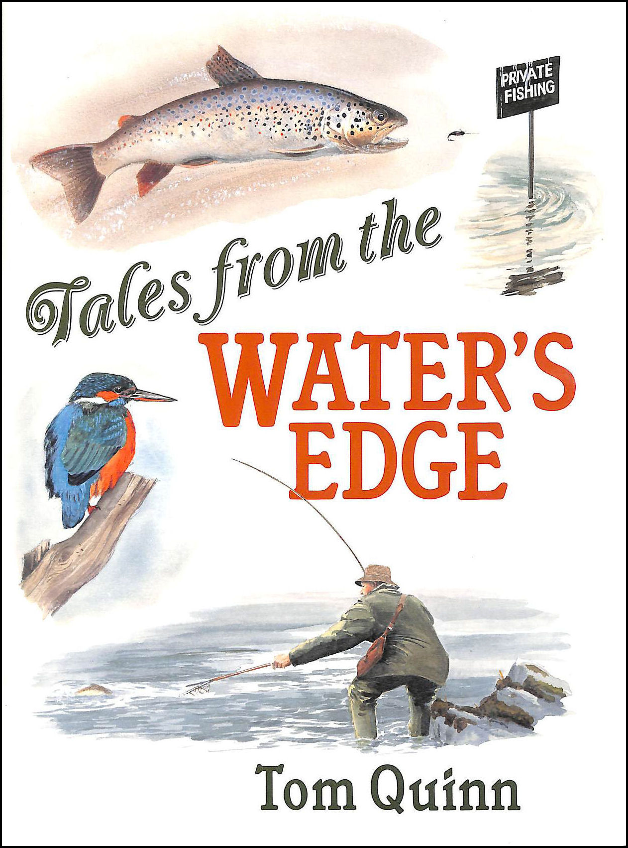 Image for Tales from the Water's Edge