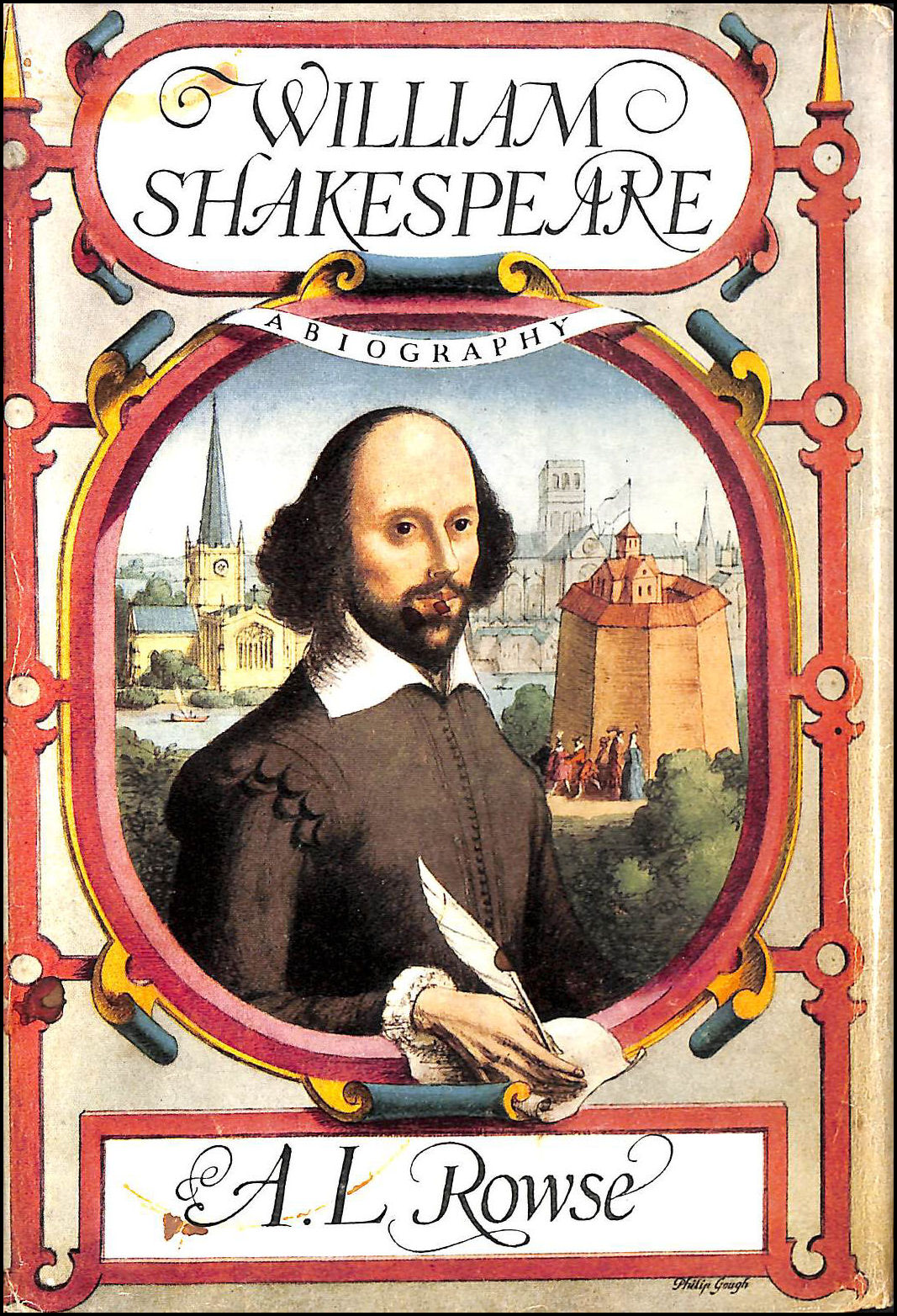 Image for William Shakespeare, a Biography.