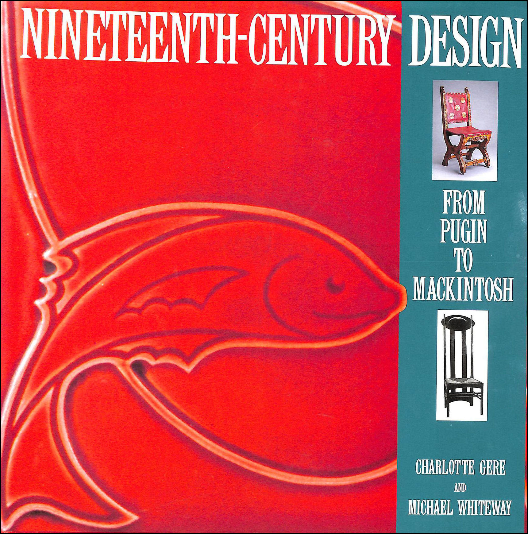 Image for Nineteenth Century Design: From Pugin to Mackintosh