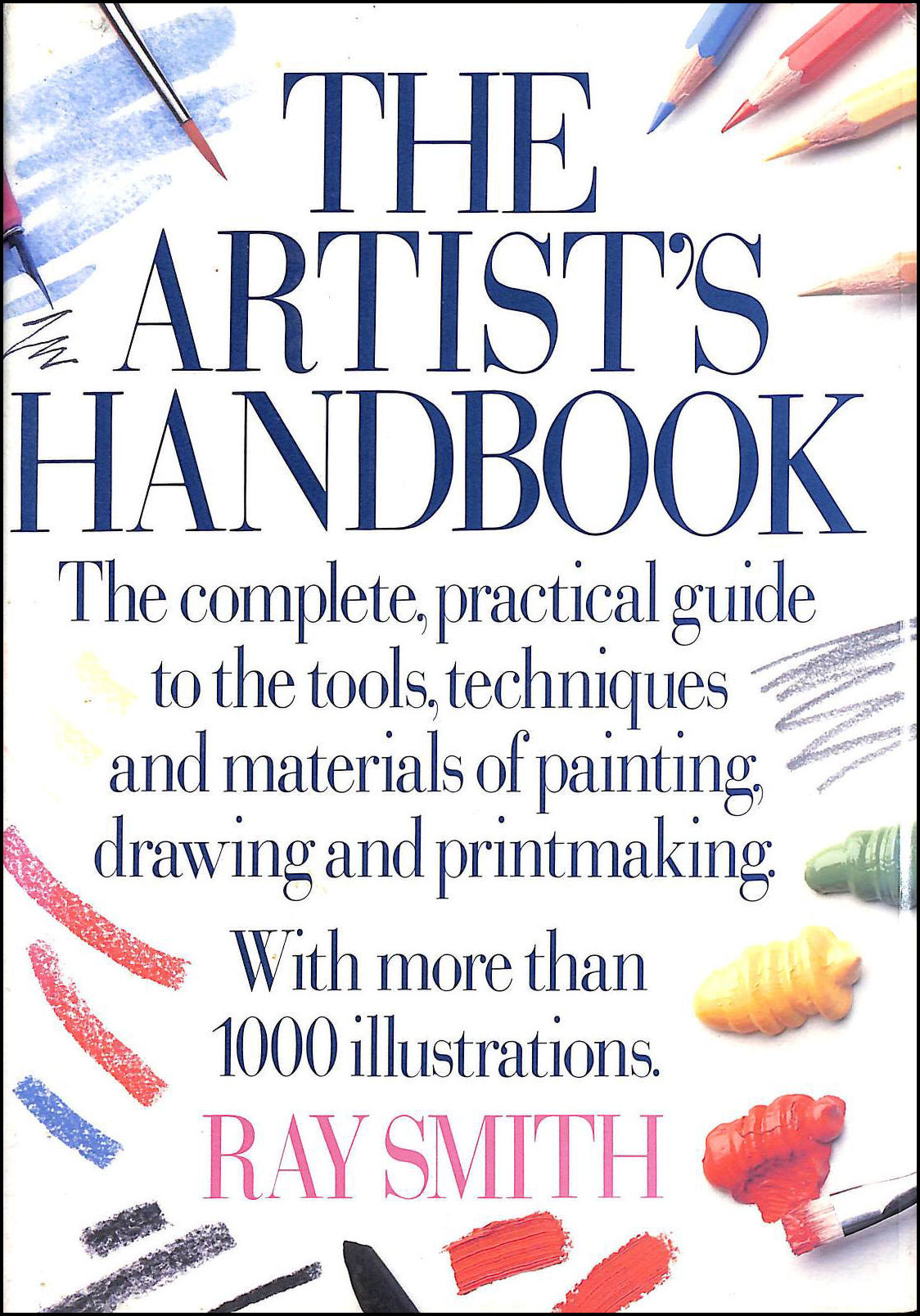 Image for THE ARTIST's HANDBOOK