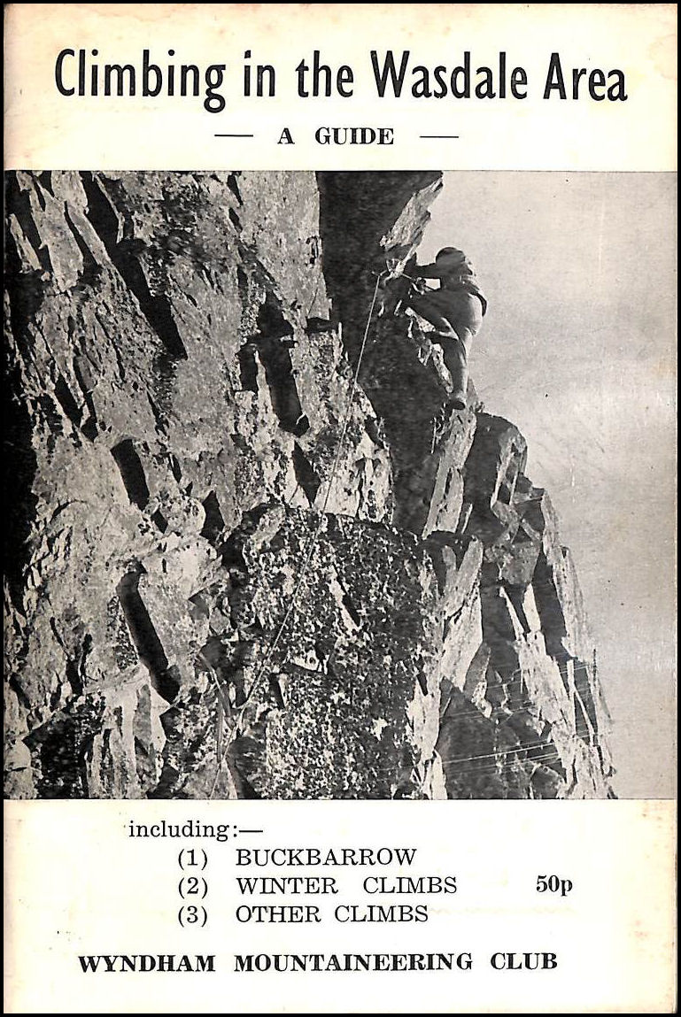 Image for Climbing in the Wasdale Area
