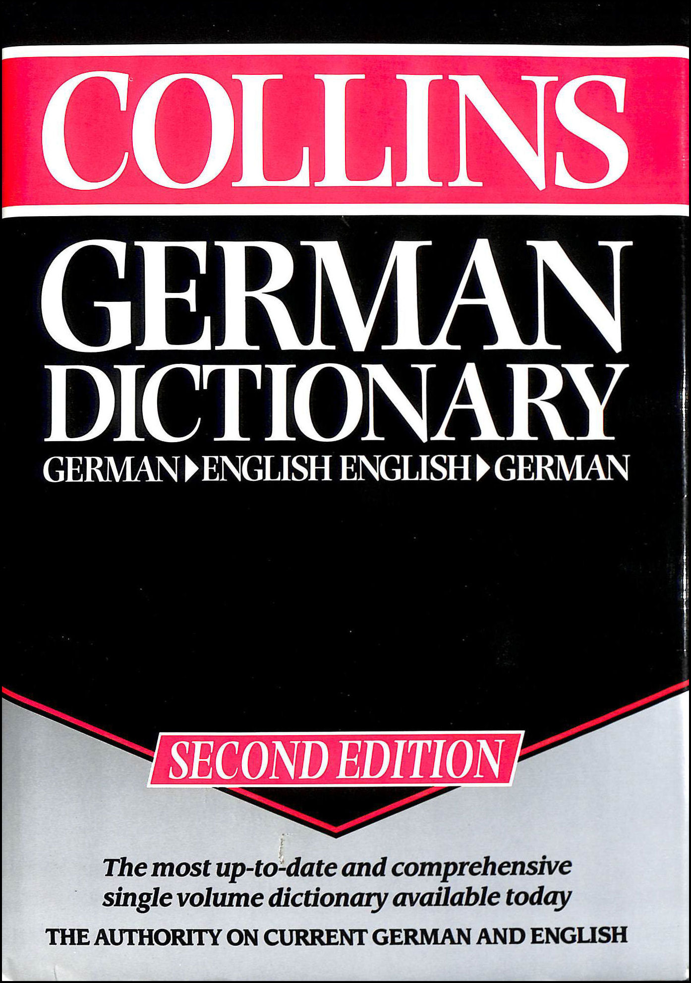 Image for Collins German Dictionary