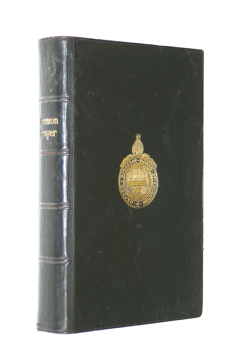 The Book of Common Prayer and Administration of the Sacraments, and Other Rites and Ceremonies of the Church. Together with The Psalter or Psalms of David., The Church of England