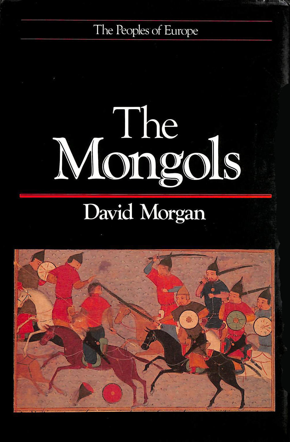 The Mongols, Morgan, David