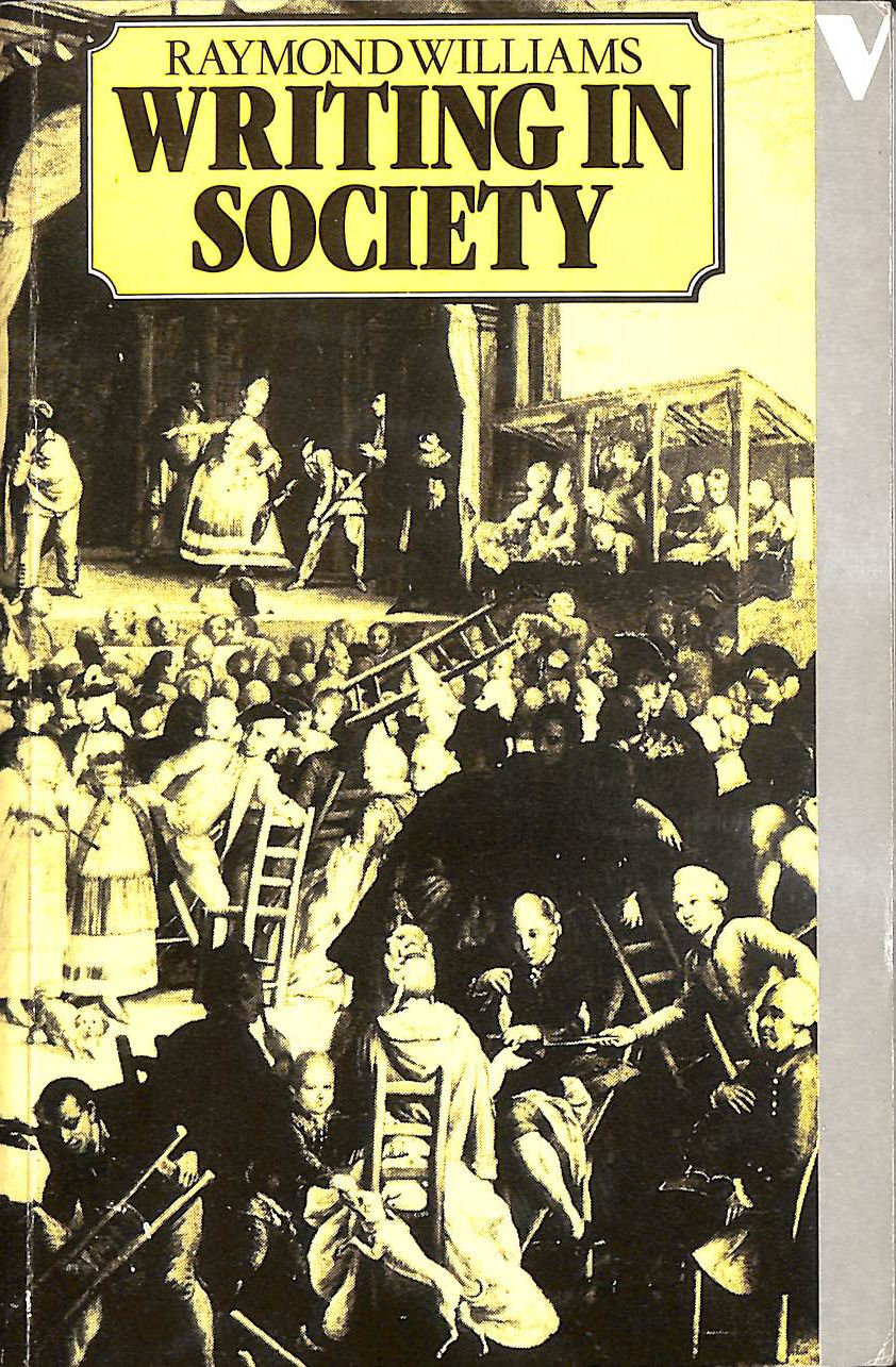 Image for Writing in Society (Verso Modern Classics)