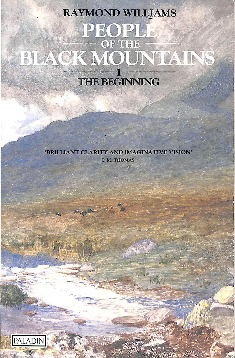 People of the Black Mountains: The Beginning v. 1, Williams, Raymond