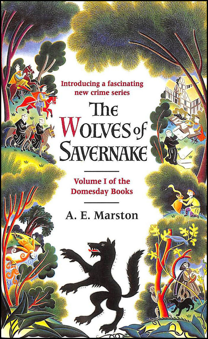 Image for The Wolves of Savernake (Domesday Books)
