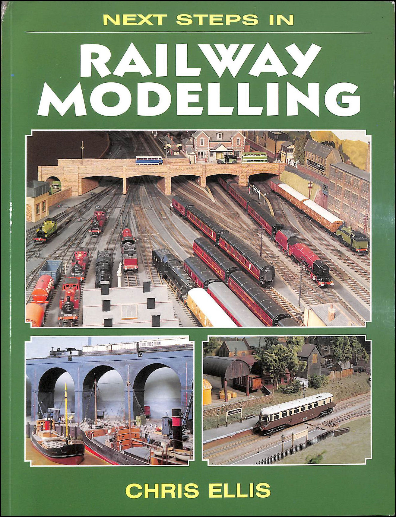 Image for Next Steps in Railway Modelling
