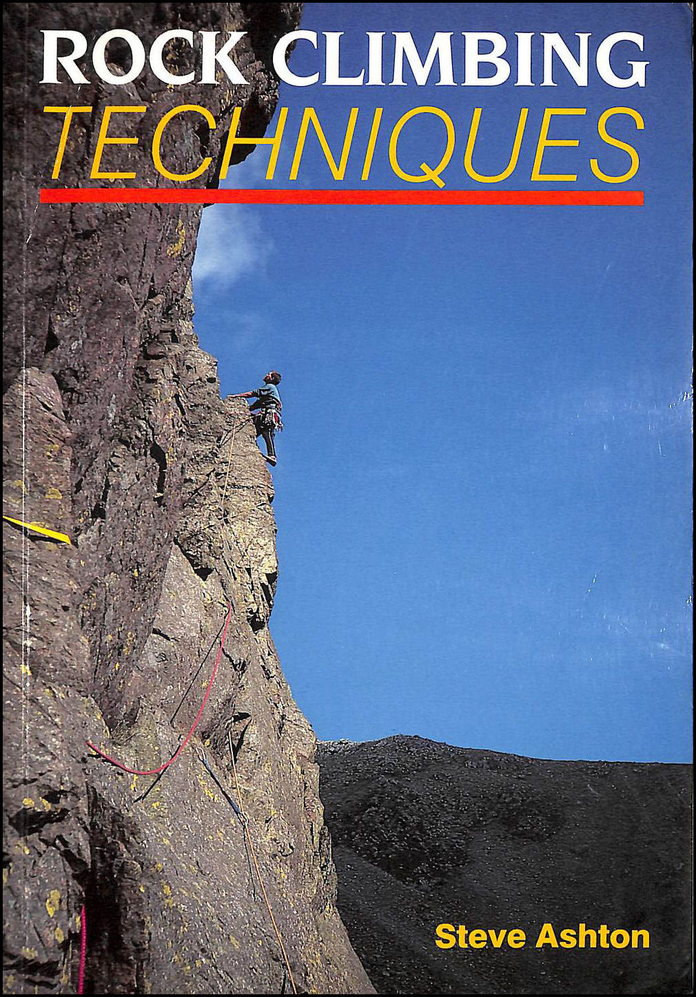 Image for Rock Climbing Techniques