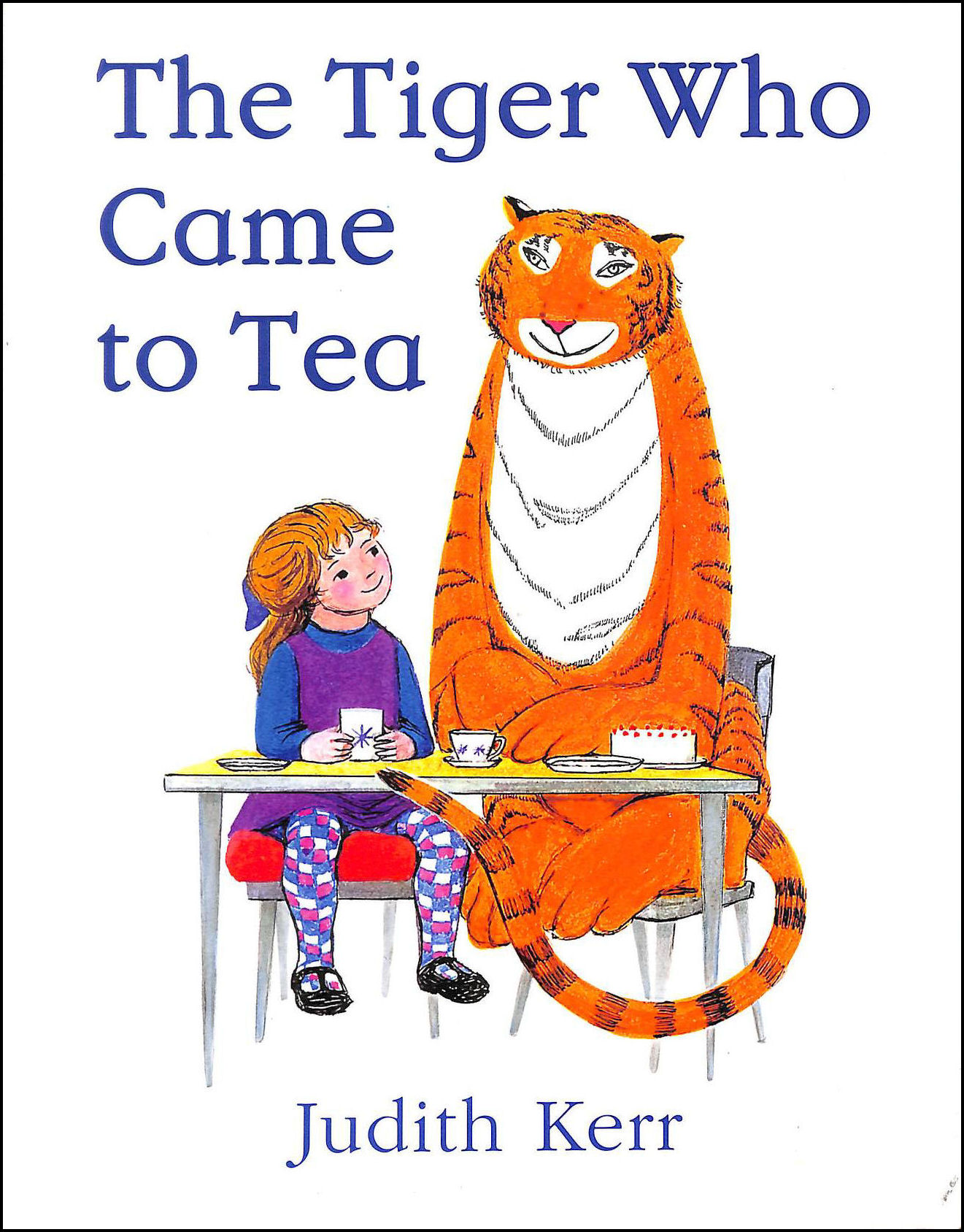 Image for The Tiger Who Came to Tea