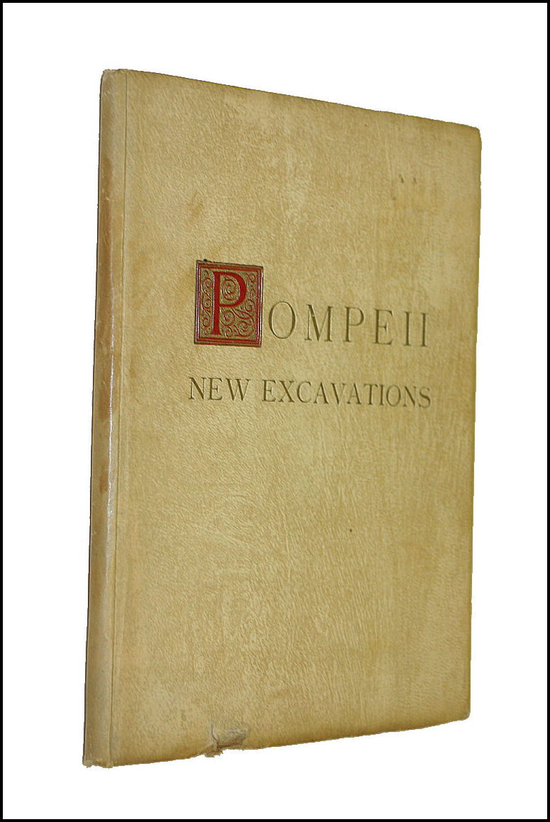 Image for New Excavations At Pompeii - The Myth Of Dionisus