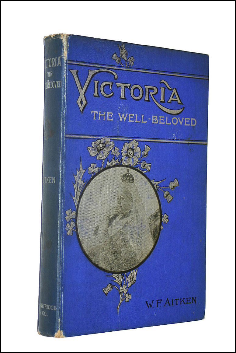 Image for Victoria The Well-Beloved - With Eight Illustrations