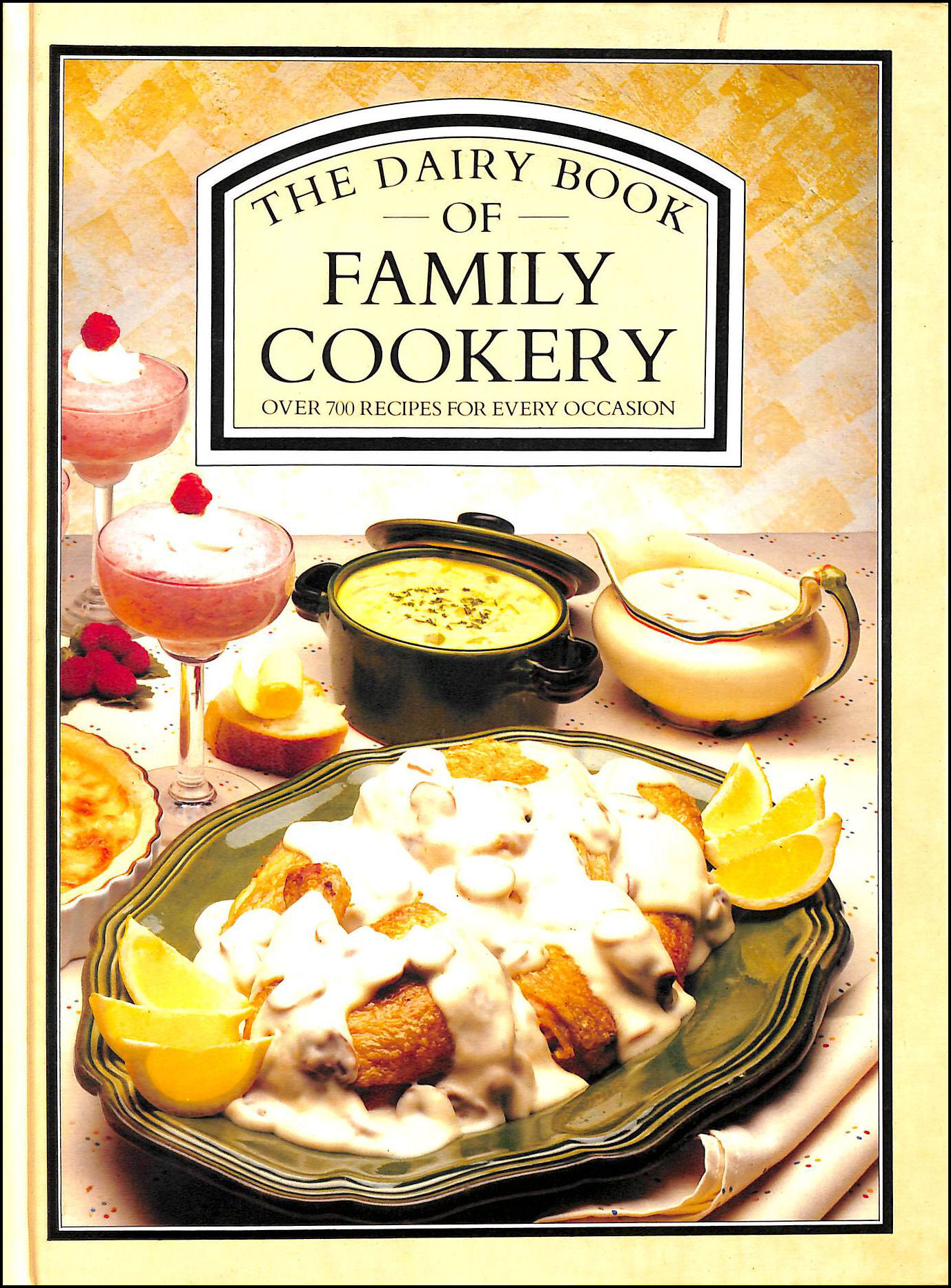 Image for The Dairy Book of Family Cookery