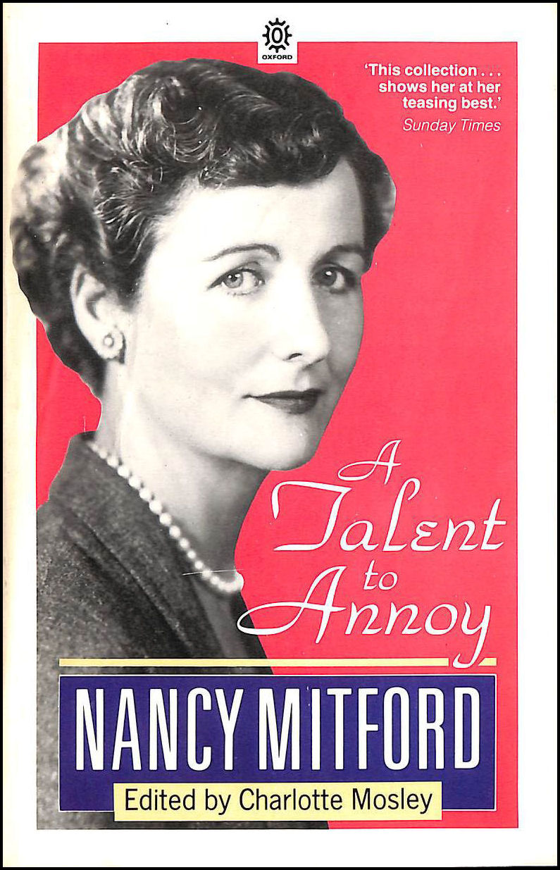 Image for A Talent to Annoy: Essays, Articles and Reviews, 1929-68 (Oxford Paperbacks)