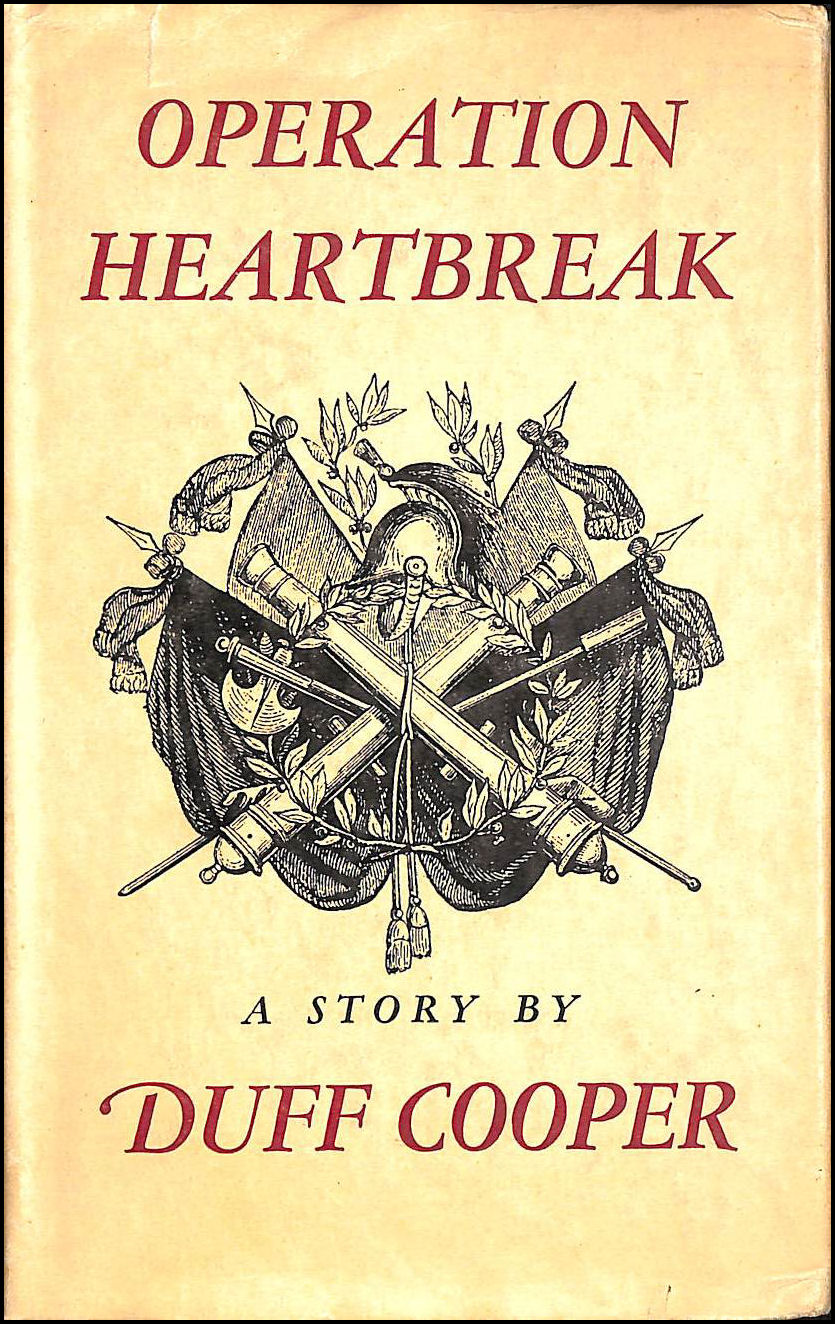 Image for Operation Heartbreak; a story